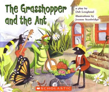 Grasshopper and Ant